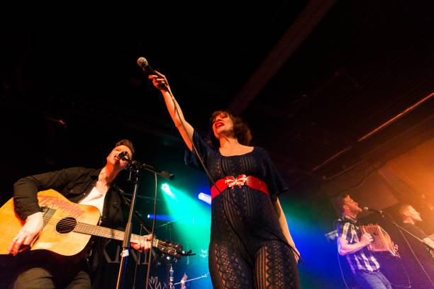 GBR: Skinny Lister Perform At Lemon Grove, Exeter