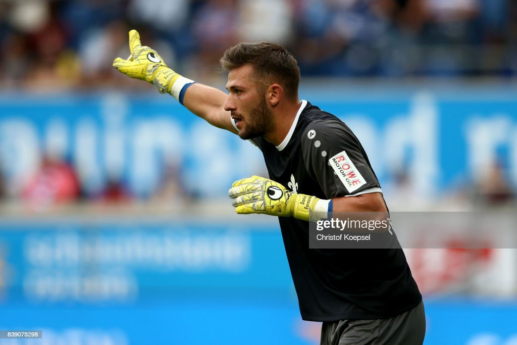 MSV Duisburg v SV Darmstadt 98 - Second Bundesliga : News Photo