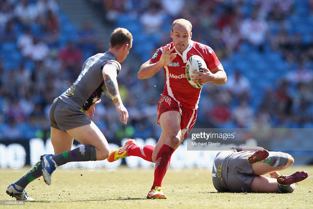 Huddersfield Giants v Salford City Reds - Magic Weekend