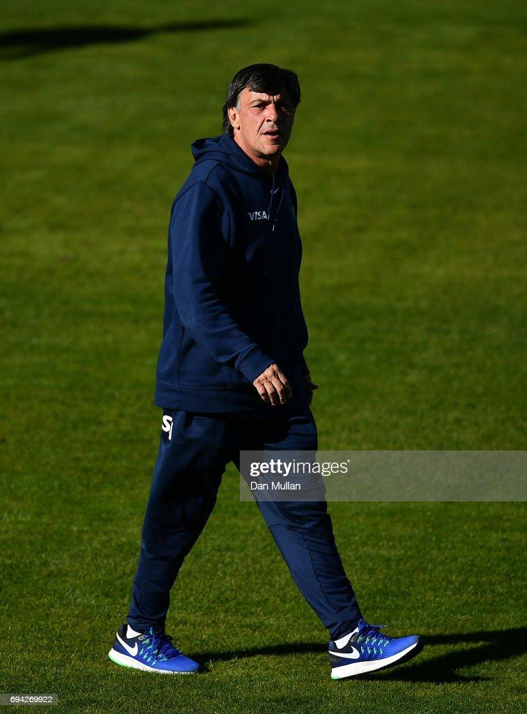 Argentina Captains Run