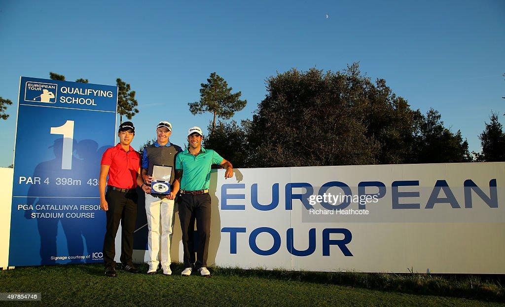 European Tour Qualifying School Final Stage - Day Six