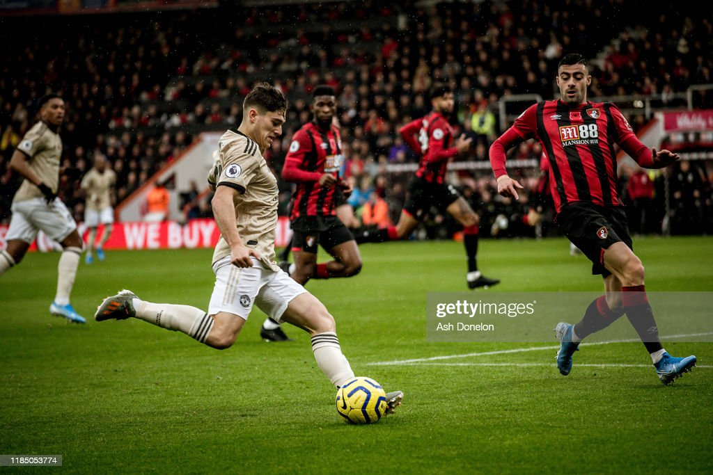 AFC Bournemouth v Manchester United - Premier League : News Photo