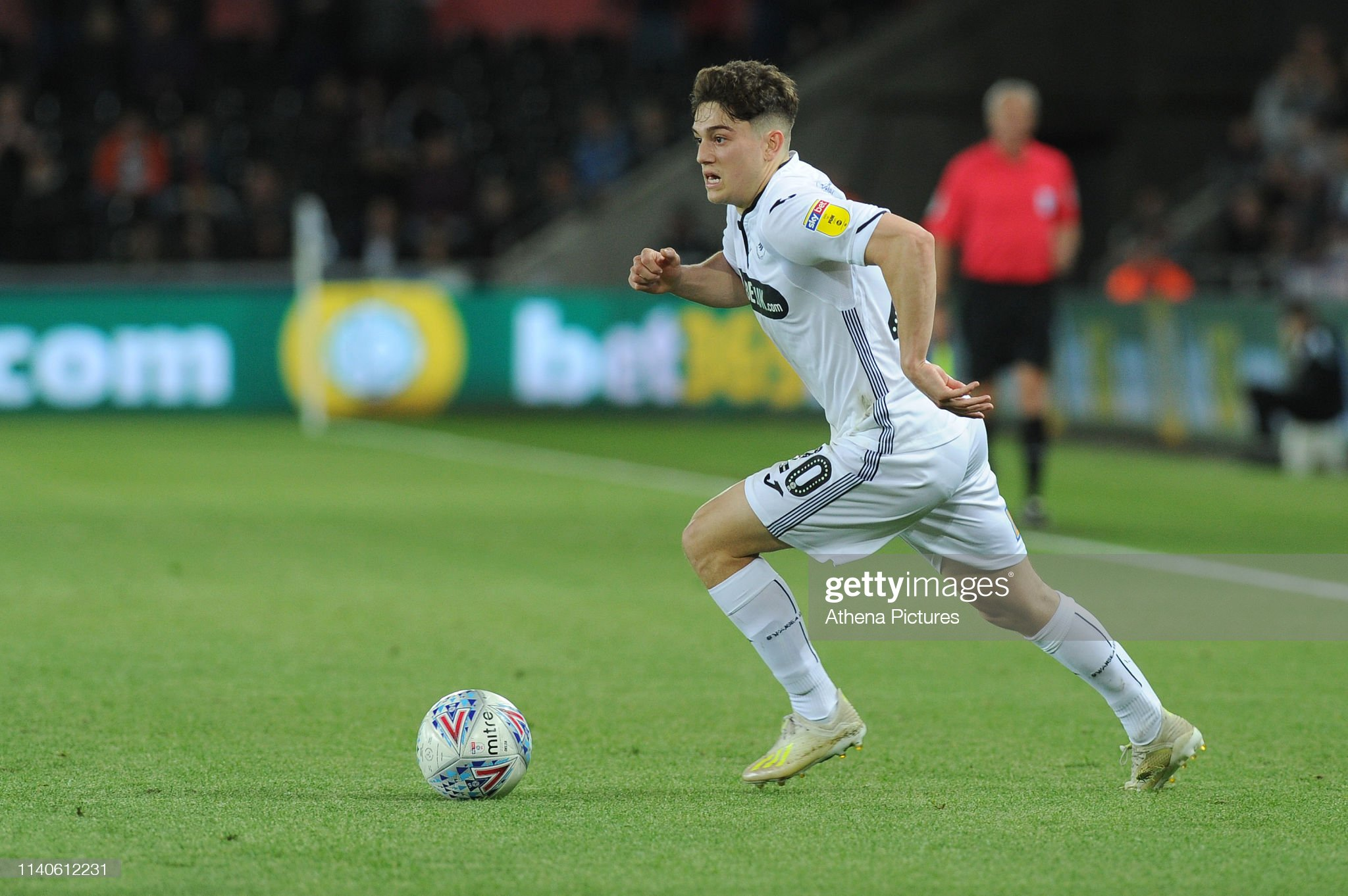 Swansea City v Derby County- Sky Bet Championship : News Photo