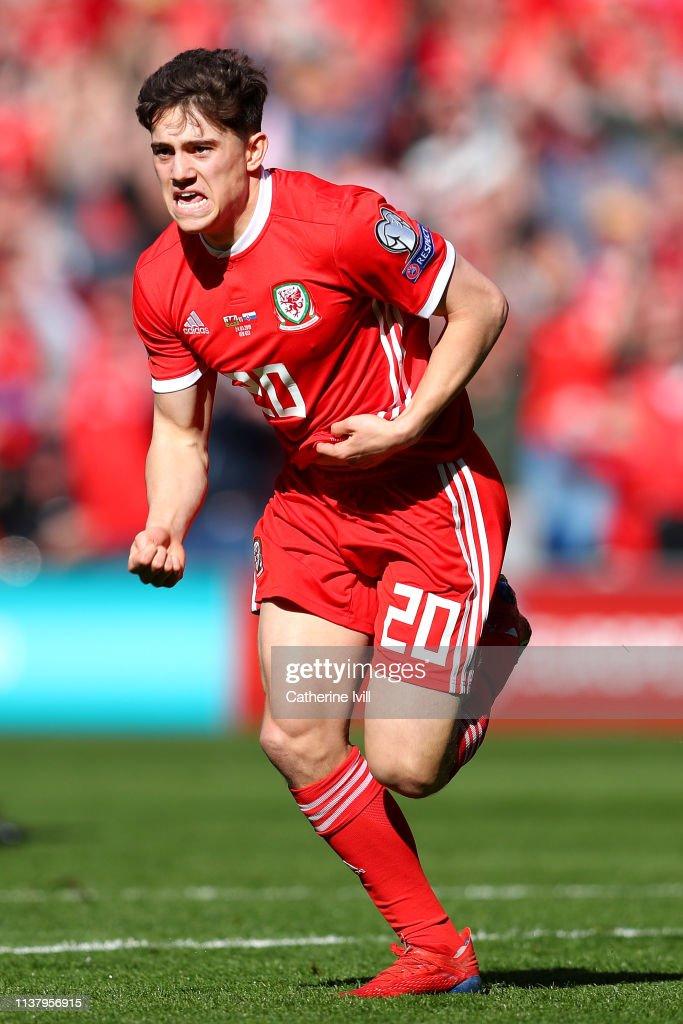 GBR: Wales v Slovakia - UEFA EURO 2020 Qualifier