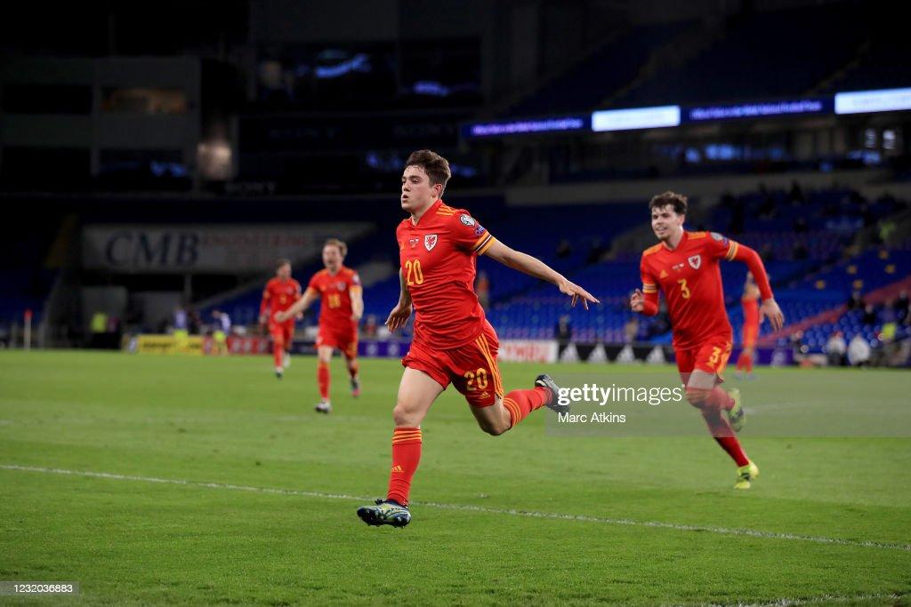 Wales v Czech Republic - FIFA World Cup 2022 Qatar Qualifier : News Photo