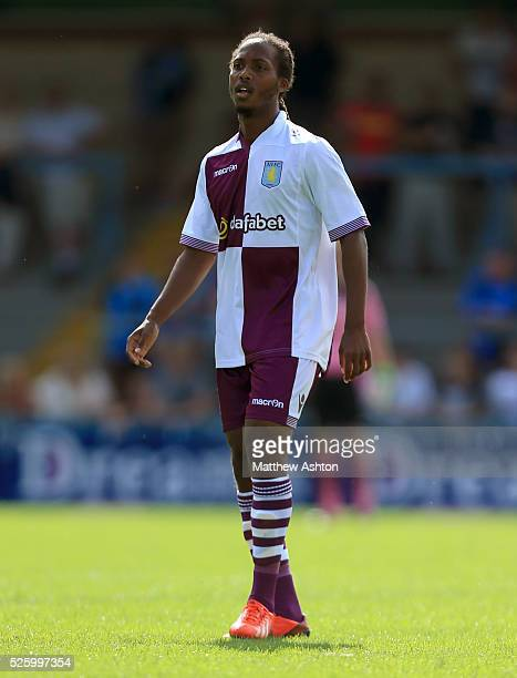 Daniel Johnson of Aston Villa