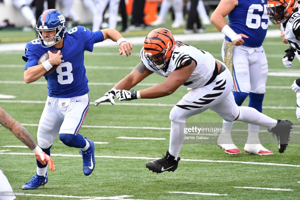 New York Giants v Cincinnati Bengals : Foto jornalística
