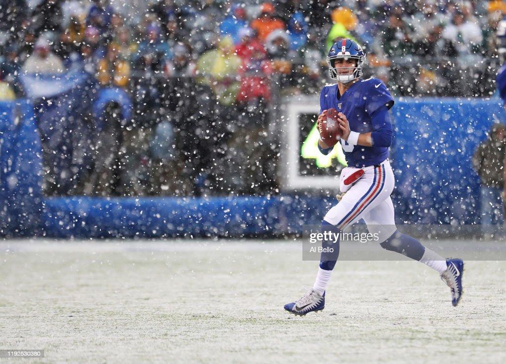 Green Bay Packers vNew York Giants : News Photo