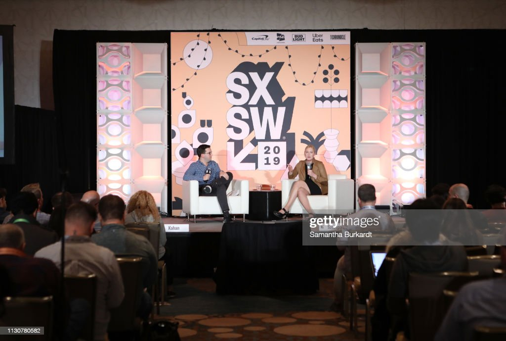 TX: Featured Session: Regulating Blockchain - 2019 SXSW Conference and Festivals