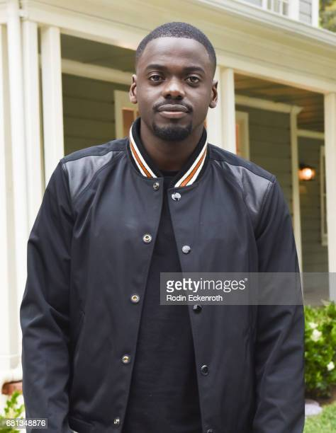 Daniel Kaluuya arrives at 'Get Out' garden party in support of the home entertainment release on May 9 2017 in Universal City California