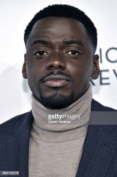 Daniel Kaluuya attends the 2018 The National Board Of Review Annual Awards Gala at Cipriani 42nd Street on January 9 2018 in New York City