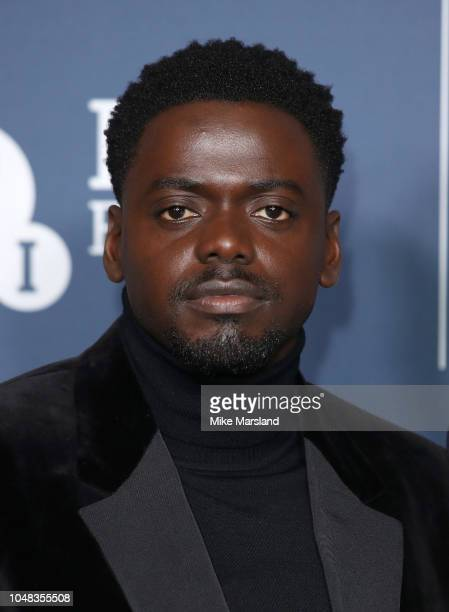 Daniel Kaluuya attends the BFI IWC Schaffhausen Gala Dinner held at Electric Light Station on October 9 2018 in London England