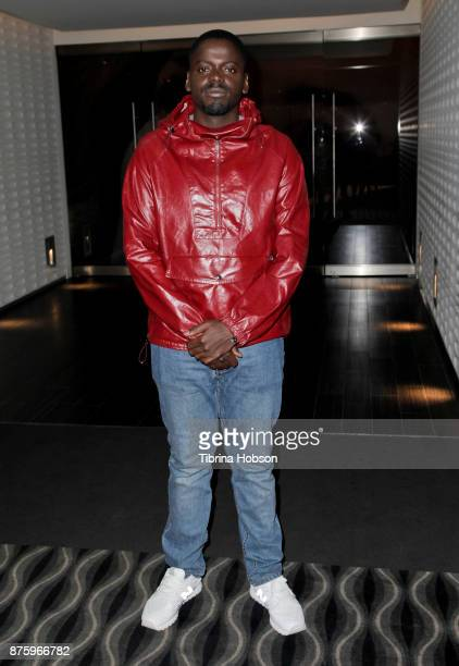 Daniel Kaluuya attends the SAGAFTRA Foundations conversations and screening of 'Get Out' at Pacific Design Center on November 17 2017 in West...
