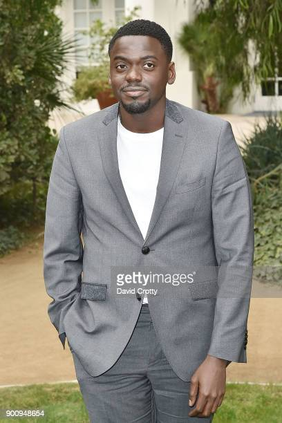 Daniel Kaluuya attends Variety's Creative Impact Awards '10 Directors To Watch' at the 29th Annual Palm Springs Film Festival on January 3 2018 in...