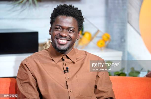 "Daniel Kaluuya visits BuzzFeed's ""AM To DM on November 13, 2019 in New York City."