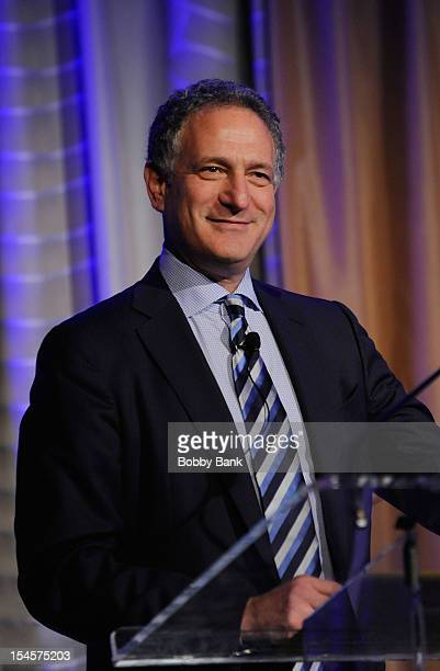 Daniel L. Doctoroff, President CEO of Bloomberg LP attends the 2012 Center for Communication Annual Luncheon at The Pierre Hotel on October 22, 2012...