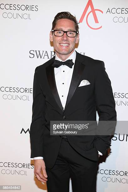 Daniel Lawson attends 20th Anniversary of the ACE Awards at Cipriani 42nd Street on August 2 2016 in New York City