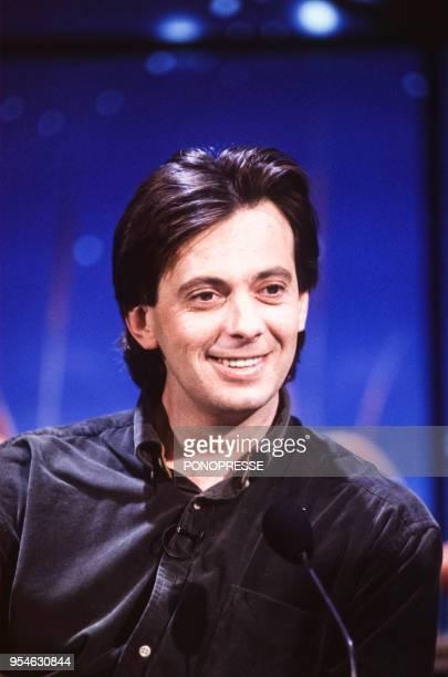 Daniel Lemire comique québécois en janvier 1992 à Montréal Canada