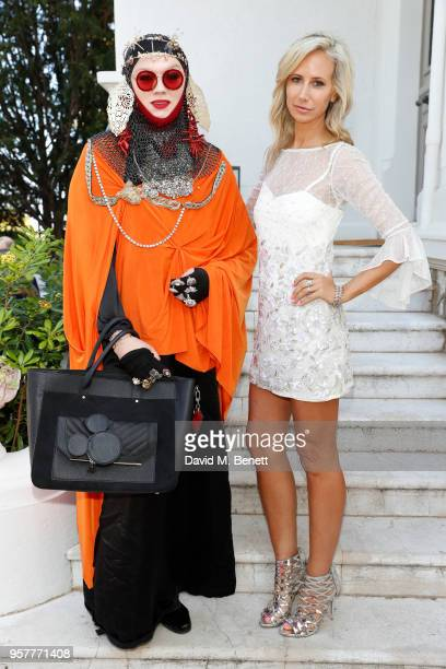 Daniel Lismore and Lady Victoria Hervey attend as WIFT International with Variety Alliance of Women Directors host a cocktail party during the 71st...