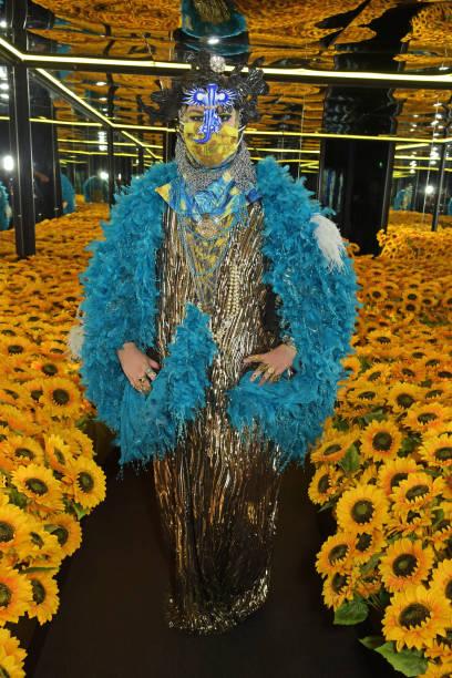 GBR: Van Gogh Alive Museum Arrives In London's Kensington Gardens