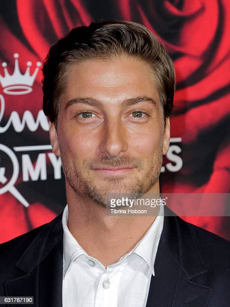 Daniel Lissing attends Hallmark Channel Movies and Mysteries Winter 2017 TCA Press Tour at The Tournament House on January 14 2017 in Pasadena...