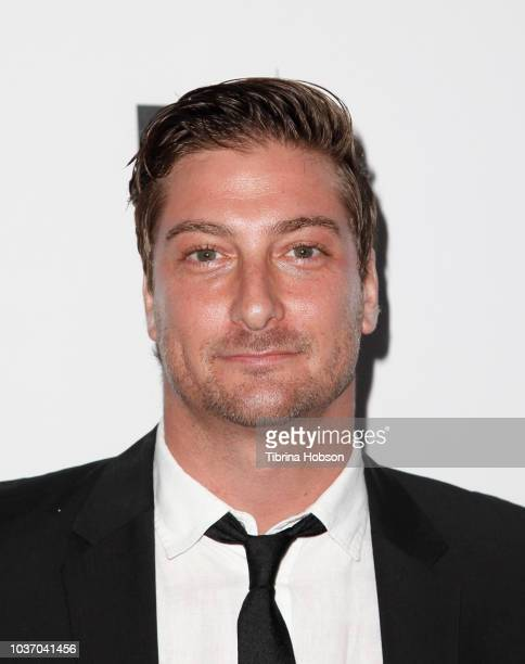 Daniel Lissing attends the 9th annual Australians in film Heath Ledger scholarship dinner at Chateau Marmont on September 20 2018 in Los Angeles...