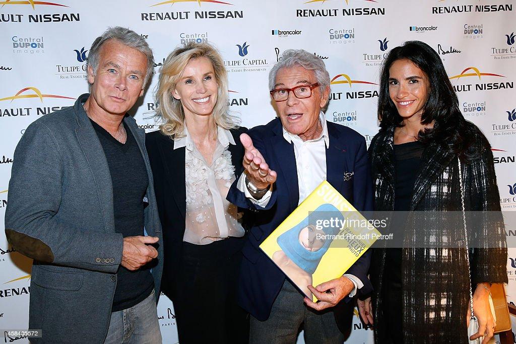 Jean-Daniel Lorieux Book Signing In Paris