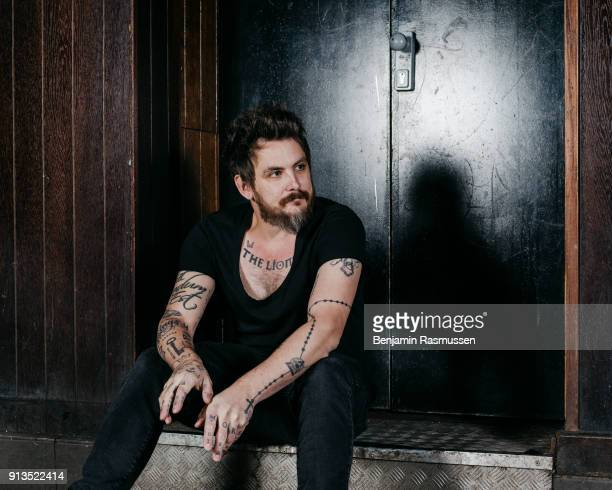 Daniel Madison poses for a portrait in Manchester on February 18 2016 The most talented and innovative magicians in the world are working to change...