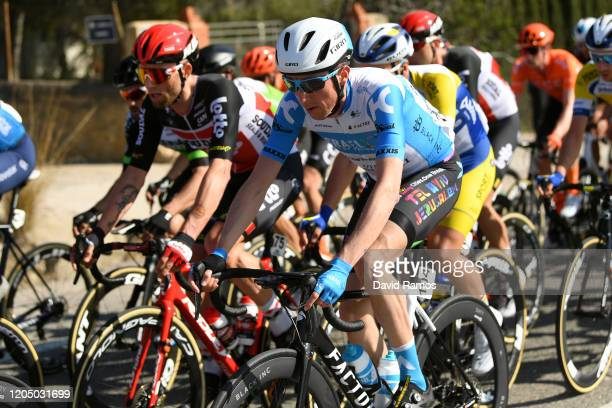 Daniel Martin of Ireland and Team Israel Start-Up Nation / Tomasz Marczynski of Poland and Team Lotto-Soudal / during the 71st Volta a la Comunitat...