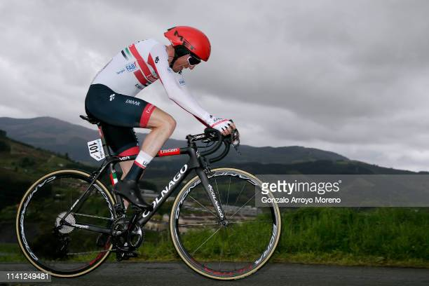 Daniel Martin of Ireland and UAE Team Emirates / during the 59th Itzulia-Vuelta Ciclista Pais Vasco 2019, Stage 1 a 11,2km Individual Time Trial...