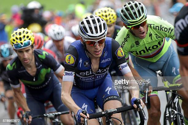 Daniel Martin of Ireland riding for EtixxQuick Step rides during stage ninteen of the 2016 Le Tour de France a 146km stage from Albertville to Saint...