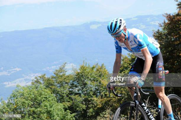 Daniel Martin of Israel Start - Up Nation. During the Tour de l'Ain - stage 3 from Saint Vulbas to Grand Colombier on August 9, 2020 in UNSPECIFIED,...