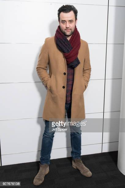 Daniel Mays attends a preview of Baby Cow productions new Channel 4 comedy 'High Dry' at BFI Southbank on March 5 2018 in London England