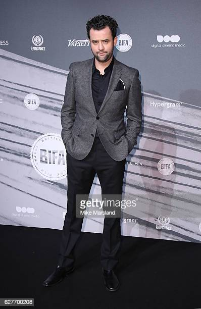 Daniel Mays attends at The British Independent Film Awards Old Billingsgate Market on December 4 2016 in London England