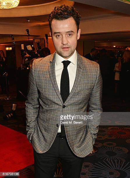 Daniel Mays attends the Jameson Empire Awards 2016 at The Grosvenor House Hotel on March 20 2016 in London England