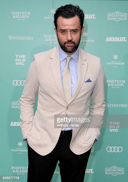 Daniel Mays attends The Old Vic Summer Gala at The Brewery on June 27, 2016 in London, England.