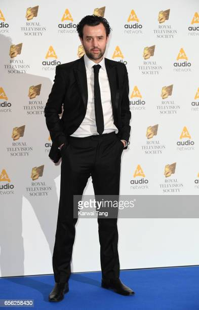 Daniel Mays attends the Royal Television Society Programme Awards at the Grosvenor House on March 21 2017 in London United Kingdom