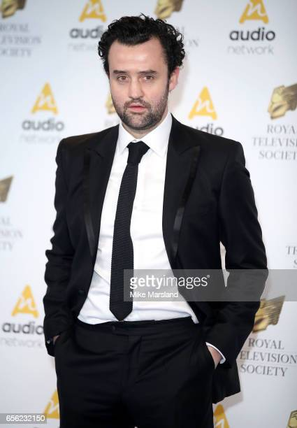 Daniel Mays attends the Royal Television Society Programme Awards on March 21 2017 in London United Kingdom