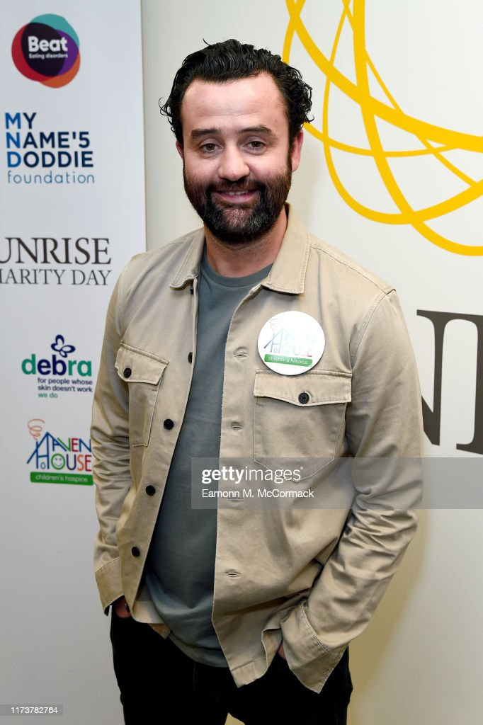 Sunrise Charity Day : News Photo