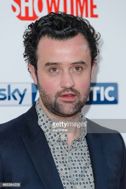 Daniel Mays attends the UK Premiere of Guerrilla at The Curzon Bloomsbury on April 6 2017 in London England