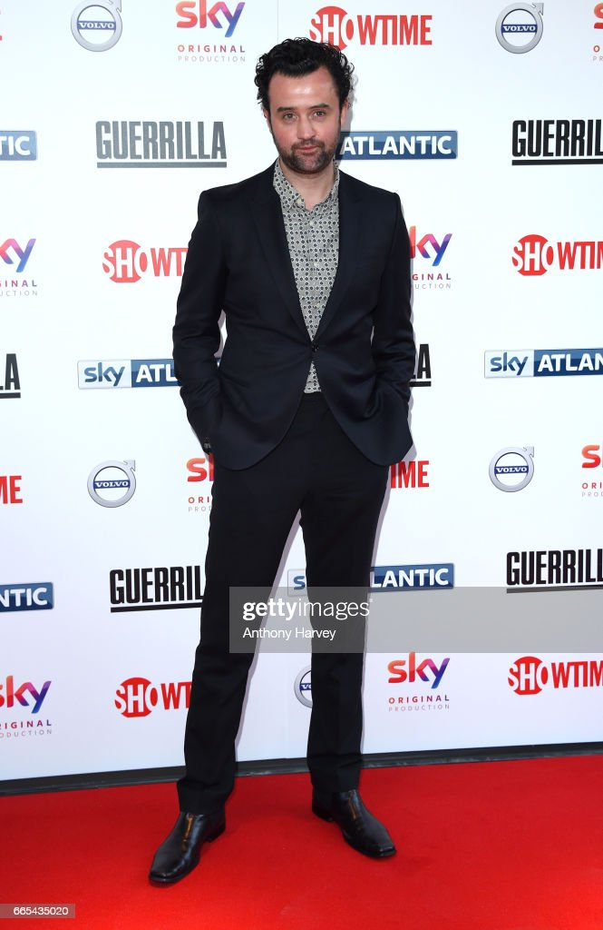'Guerrilla' - UK Premiere - Red Carpet Arrivals : News Photo