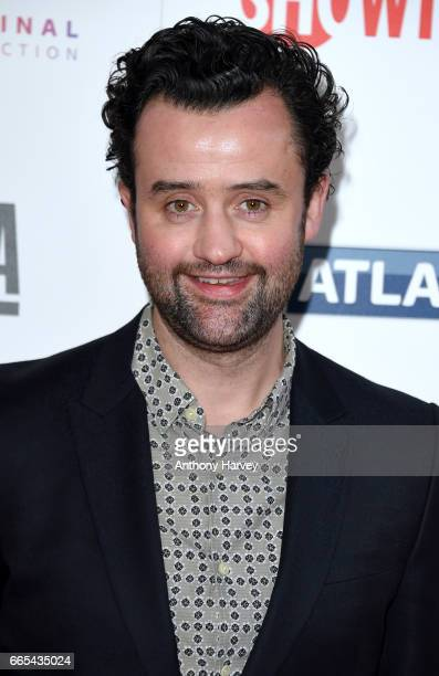 Daniel Mays attends the UK Premiere of 'Guerrilla' at The Curzon Bloomsbury on April 6 2017 in London England