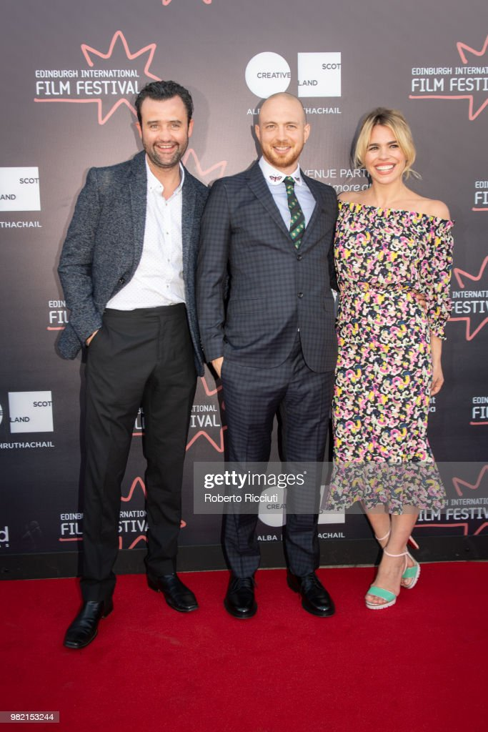 2018 Edinburgh International Film Festival - Day 4 : News Photo