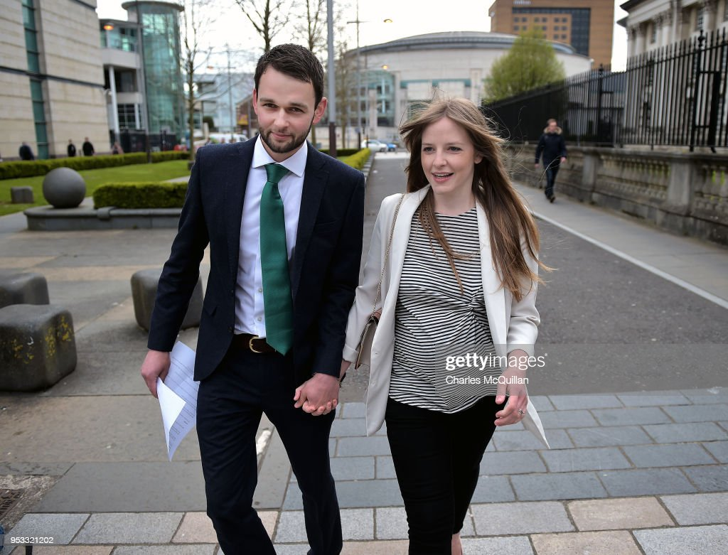 Supreme Court Hears Bakers In 'Gay Cake' Row Appeal : News Photo
