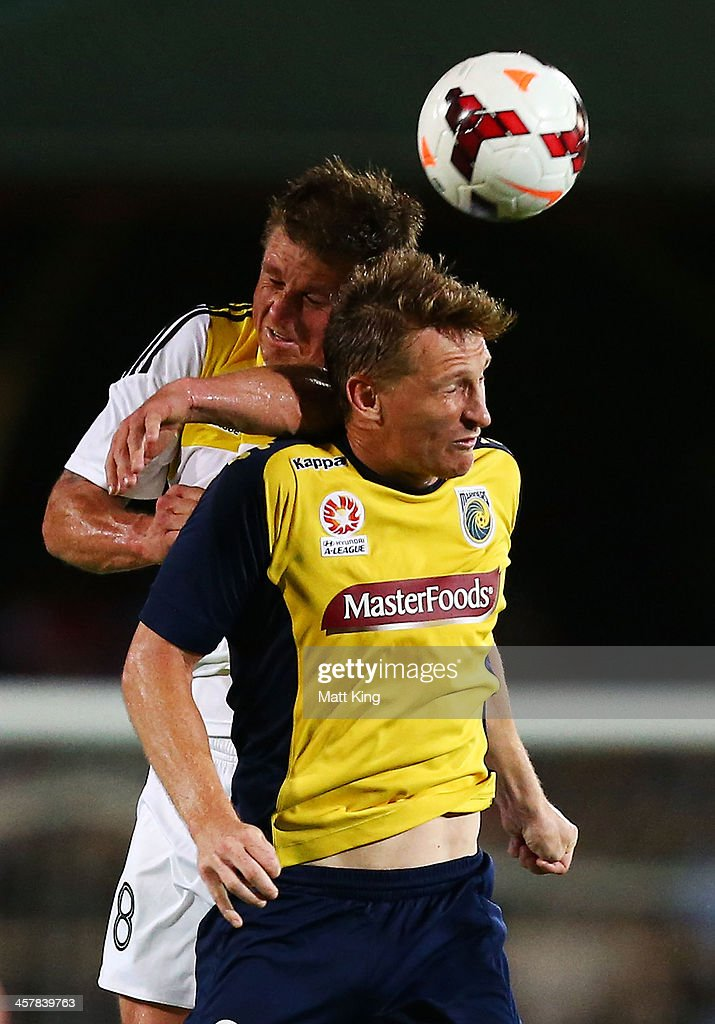 A-League Rd 6 - Central Coast v Wellington