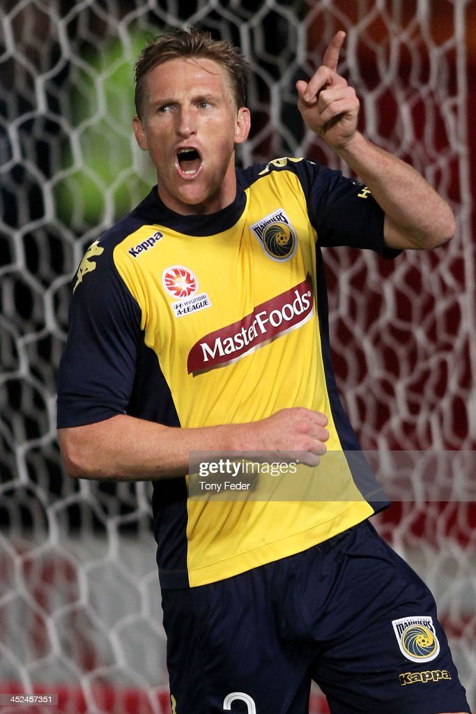 A-League Rd 8 - Central Coast v Melbourne