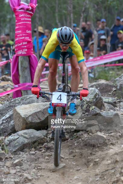 Daniel McCONNELL during the Men's Cross Country Mountain Biking on April 12th 2018