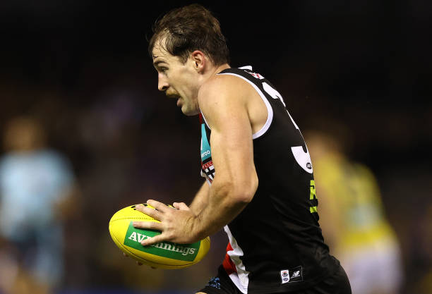 AUS: AFL Rd 5 - St Kilda v Richmond