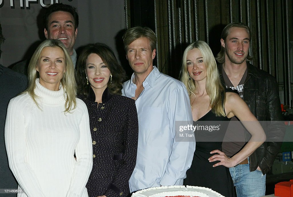 """The Bold and the Beautiful"" 5,000th Episode Celebration - January 23, 2007"