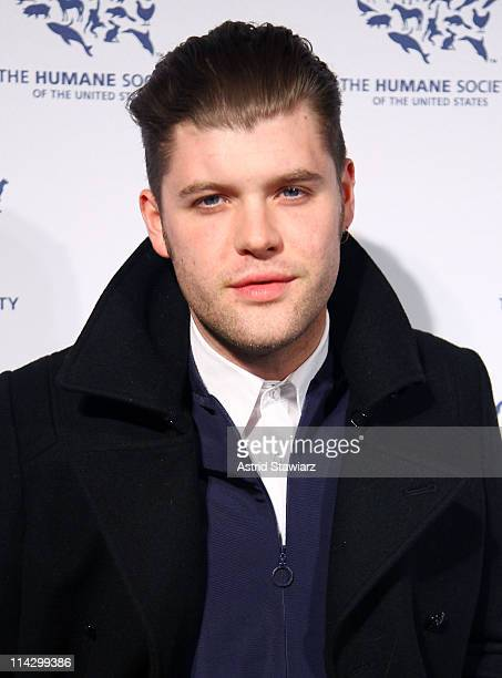 Daniel Merriweather attends The Humane Society of the United States & The Art Institute's Fifth Annual Cool vs. Cruel Awards Ceremomy at The Bowery...